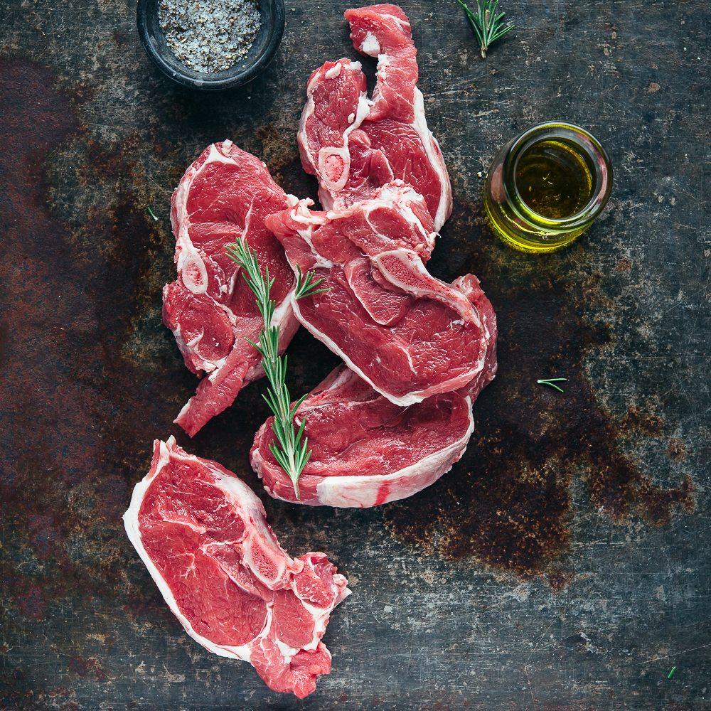 Lamb Chump Chops 450g